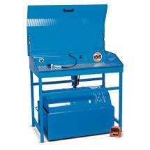 Komplett-Angebot Teilereiniger f. 200-Liter-Fässer m. Deckel