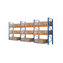 Komplettpaket hybridpallställ 3-i-1, lastpallställ
