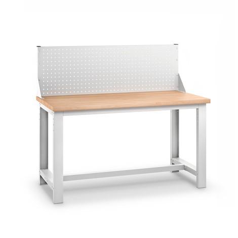 konstrukce pracovní stůl PERFO s děrovaný plech
