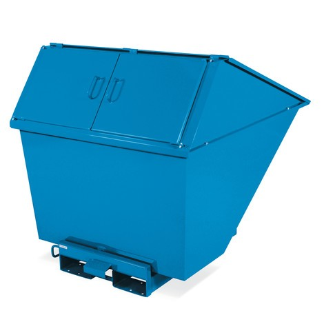 Kontejner na odpad s funkcí vyklápění