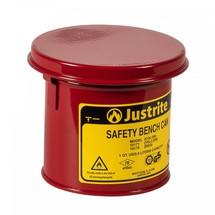kontener na napoje Justrite z pokrywa na zawiasach