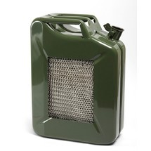 Kraftstoffkanister ExploSafe, Sicherungsstift u. Bajonettverschluss, UN-Zulassung