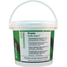 Kresto® Hautreinigung Kresto kwik-wipes®
