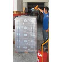 Krimpfoliemachine, compleet pakket in de koffer