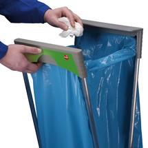 Kringloop afvalbak, 1 tot 3 x 120 l, staand