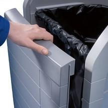 Kringloop afvalbak, 120 l