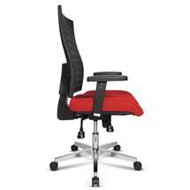 Krzesło biurowe obrotowe Topstar® P91-NET
