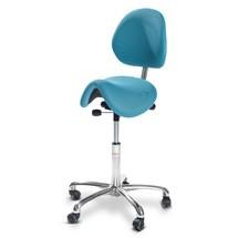 Krzesło w kształcie siodła Pinto