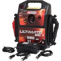 KS Tools 12 V Batterie-Booster - mobiles Starthilfegerät 850 A