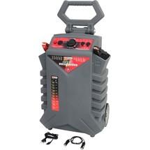 KS Tools Batterie-Booster 12V + 24V - fahrbar 3000 A