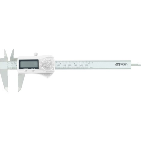 KS TOOLS IP67 Digital-Messschieber 0 - 150 mm