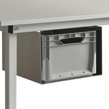Kunststof box voor de paktafels Classic en Multiplex