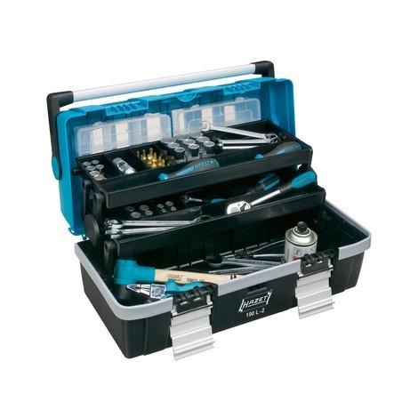 Extrem Kunststoff-Werkzeugkasten HAZET®, leer | Jungheinrich PROFISHOP GO59