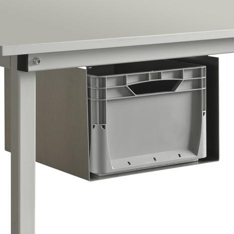 Kunststoffbox für Packtisch Classic und Multiplex