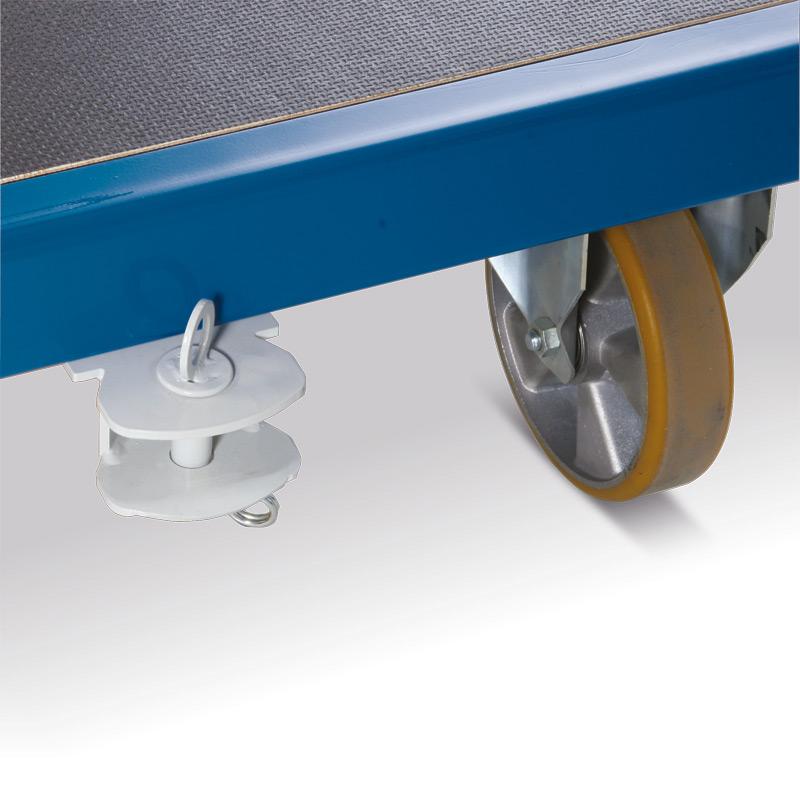 Kupplung für Super-/ Schwerlast-Transportwagen Rotauro