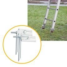 Ladderaardpennen voor ladder met touw KRAUSE®
