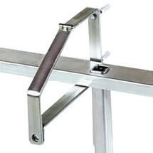 Ladderbeugel voor aanleunladder