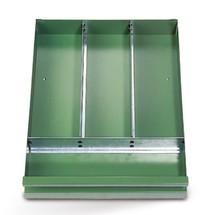 Lade-indeling voor gereedschapskast, breedte 930mm, verzinkt