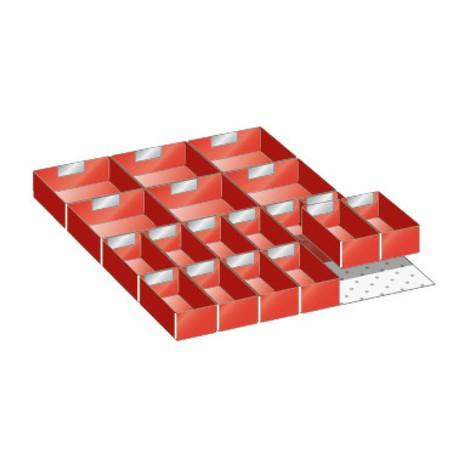 Ladebakjes Voor Lista Klasten 18 Bakjes Voor Kastbreedte 564 Mm