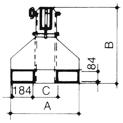 Ładowarka teleskopowa model 1, zasięg do 3690 mm