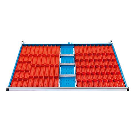 Lagerkastensatz für Schubladenschränke mit 1196 mm Breite