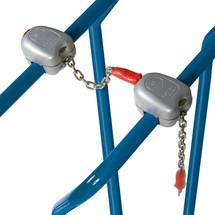"""łańcuch zaczepianie do wózek transportowego """"n"""""""