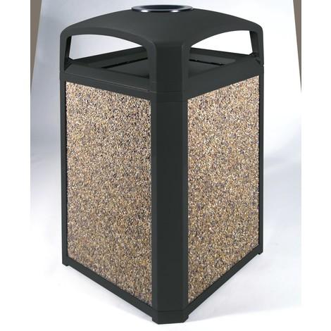 Landmark™ - Contenitore per rifiuti classico