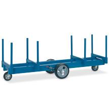 Langmaterialwagen fetra®. Länge 2,50 m, Tragkraft 2000 oder 3000 kg
