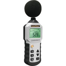 Laserliner Geräuschpegel-Messgerät SoundTest Master