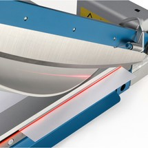 Lasermodul für Hebelschneidemaschine