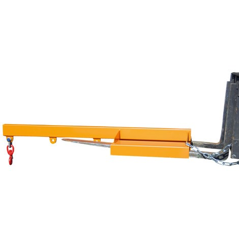 Lastarm modell 1, styvt utförande, 3 krokställningar