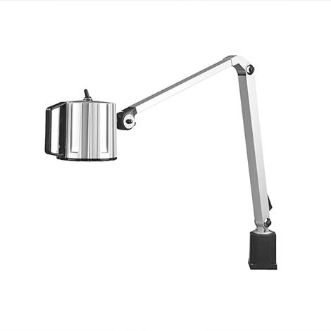 LED-Gelenkleuchte SIS ® für Maschinen. Leistung 6 x 1 Watt