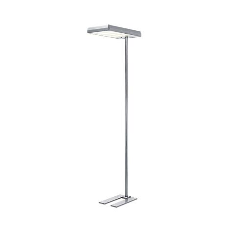 LED-Stehleuchte Maxlight  aluminium