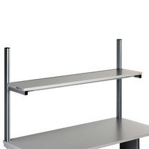 Legplank voor werktafel TRESTON, type WB