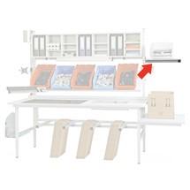 Legtafel aan de zijkant, voor paktafel Classic en Multiplex