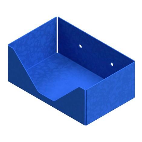 Legvak voor pakbonnen voor de pakstations Classic en Multiplex