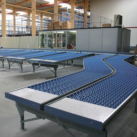 Leicht-Röllchenbahn, Stahlröllchen