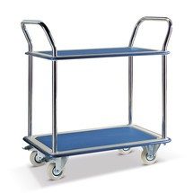 Leichter Tischwagen BASIC, Tragkraft 120 kg