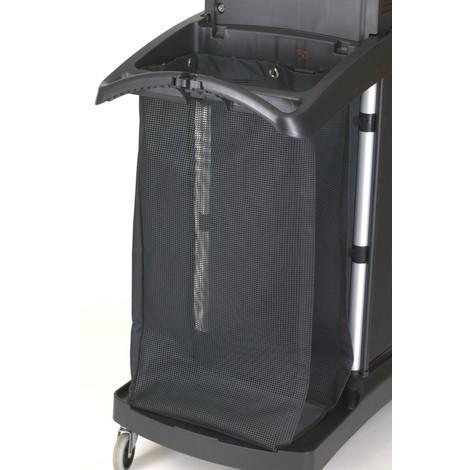 Leinen-Wäschenetz für Reinigungs-, Service- und Hotelwagen