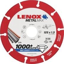 LENOX Diamanttrennscheibe Metal Max