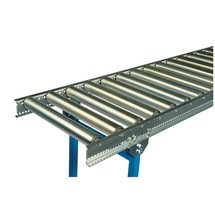 Letvægts rullebane, rørformede stål ruller