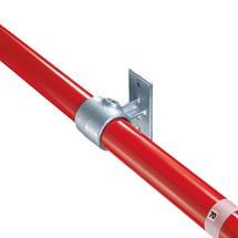 Leuninggeleiding voor het buisverbindingssysteem Kee Klamp®