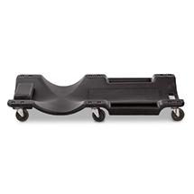 Liege-Rollbrett. Maße 1030 x 480 x 115 mm (LxBxH)