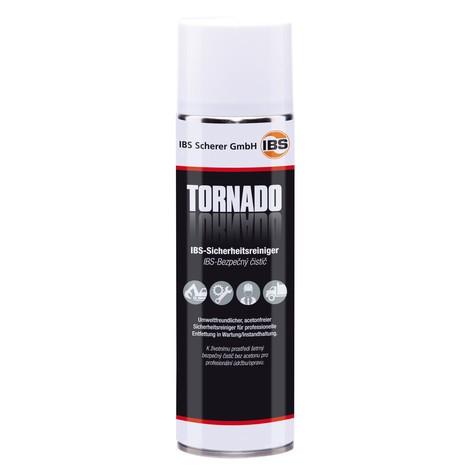 Limpeza Tornado Segurança