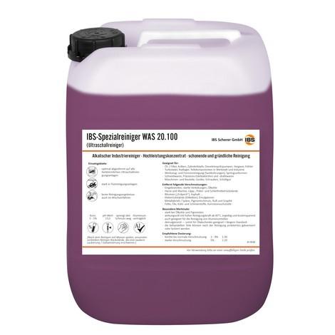 Limpiador ultrasónico IBS WAS 20.100