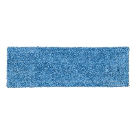 Limpieza/desinfección fregona con pestañas y bolsillos