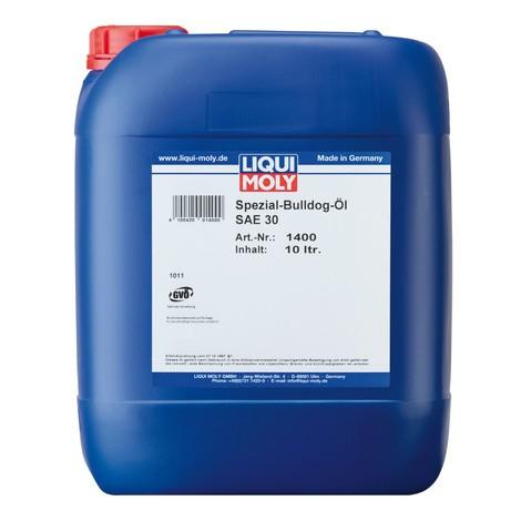 LIQUI MOLY Spezial Bulldog-Öl SAE 30