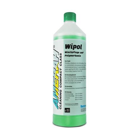 líquido de limpieza como concentrado de cuidado de limpieza