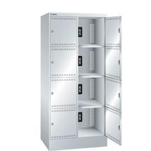 LISTA Akku-Ladeschrank, (BxTxH) 810x585x1790mm, 2x4 Fächer, 1 Modul pro Fach