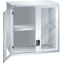 LISTA Aufsatzschrank 54x36E, (BxTxH) 1023x725x1000mm, Sichtfenster